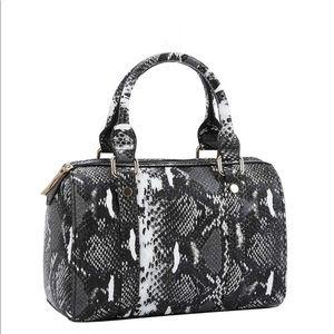 Snake skin purse brand new
